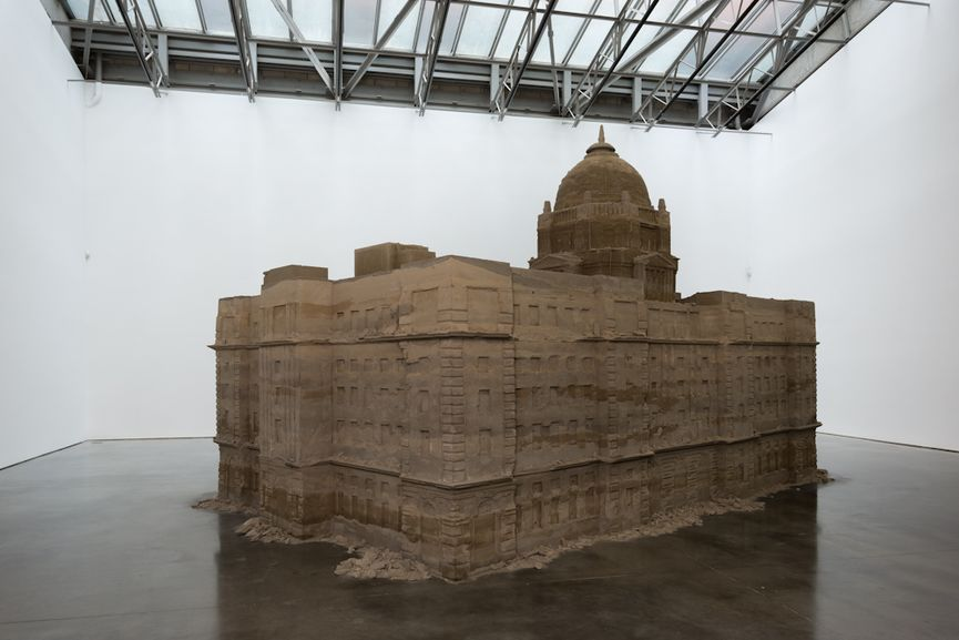Huang Yong Ping at Gladstone Gallery, Installation View