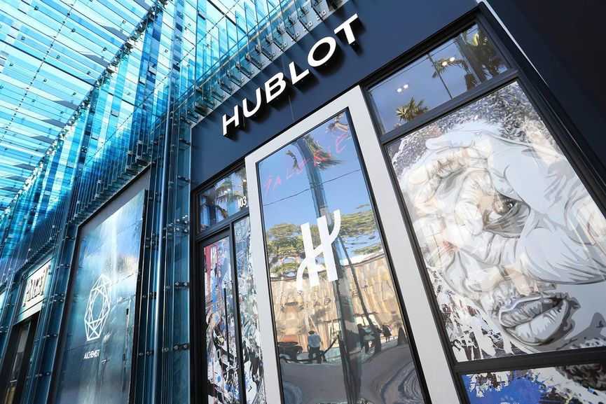 Hublot Galerie Opening among events during Art Basel Miami