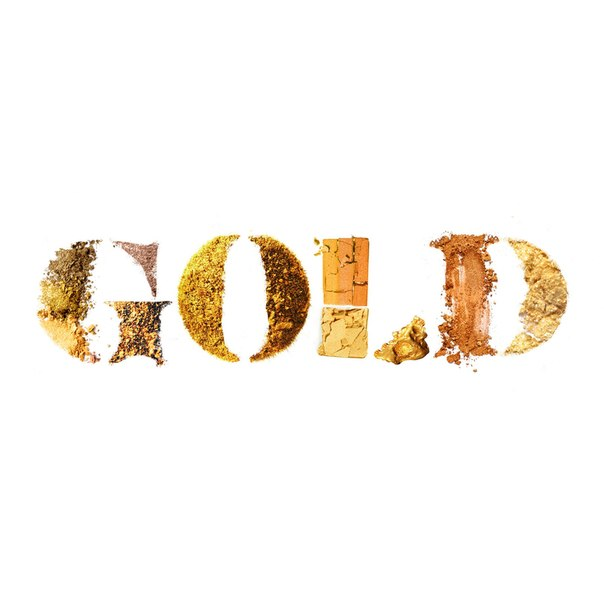Hulya-LETTERING - Gold-2012
