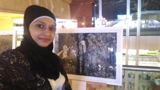 Humera Ali - portrait