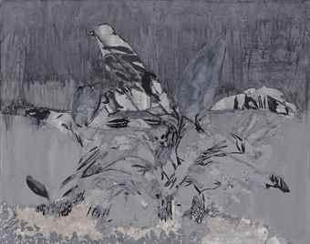 Hurvin Anderson-Plant Study-2008