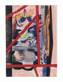 Hurvin Anderson-Poster Girls V-2005