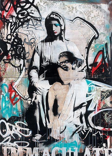 Hush-Madonna & Child-2008