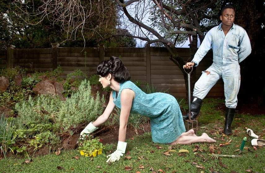 Huw Morris - Gardening, 2013