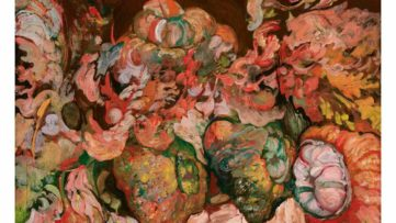 Hyman Bloom – Still Life with Squashes