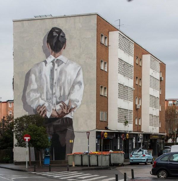 Hyuro - Contradiction - Madrid, Spain, 2016 - 1