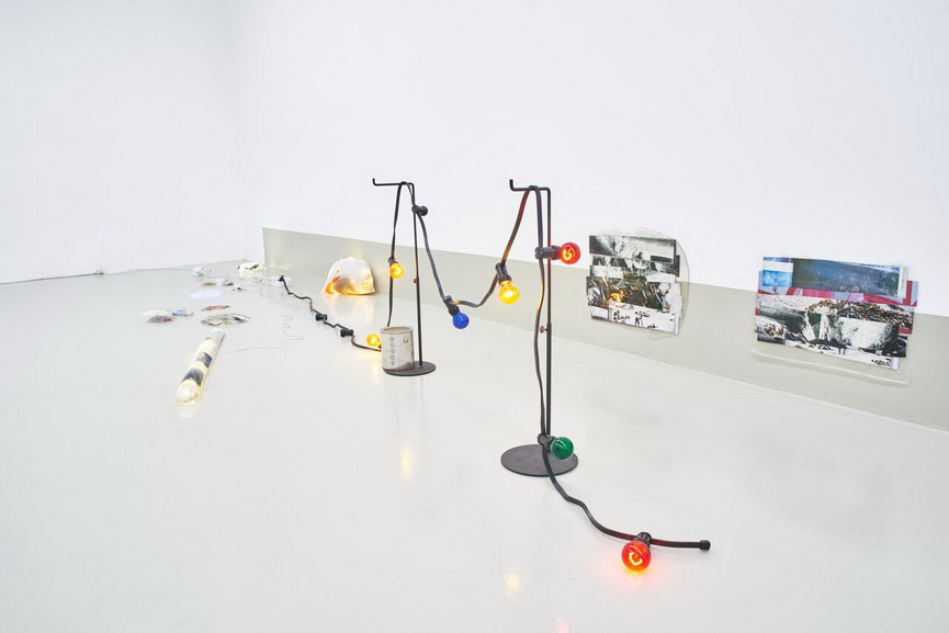 I Followed You To The Sun - Installation view