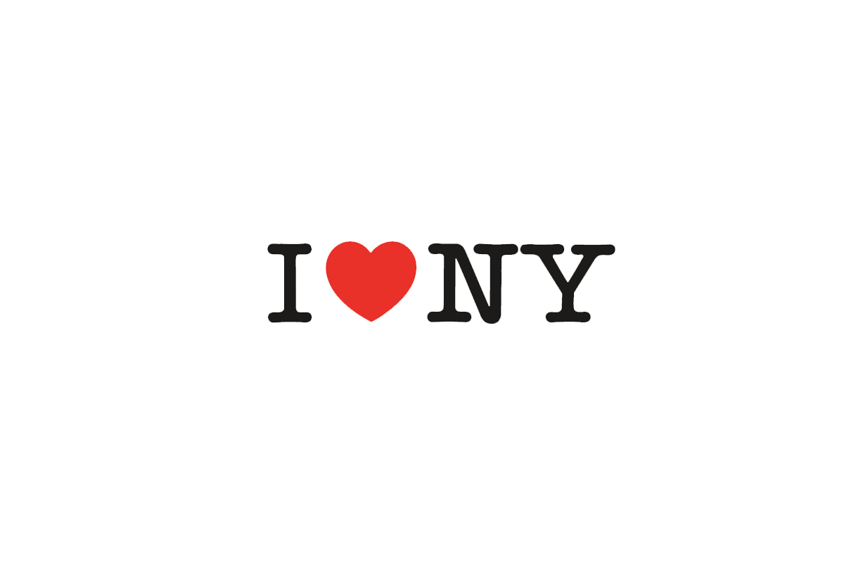 I Heart NY Logo, design by Milton Glaser