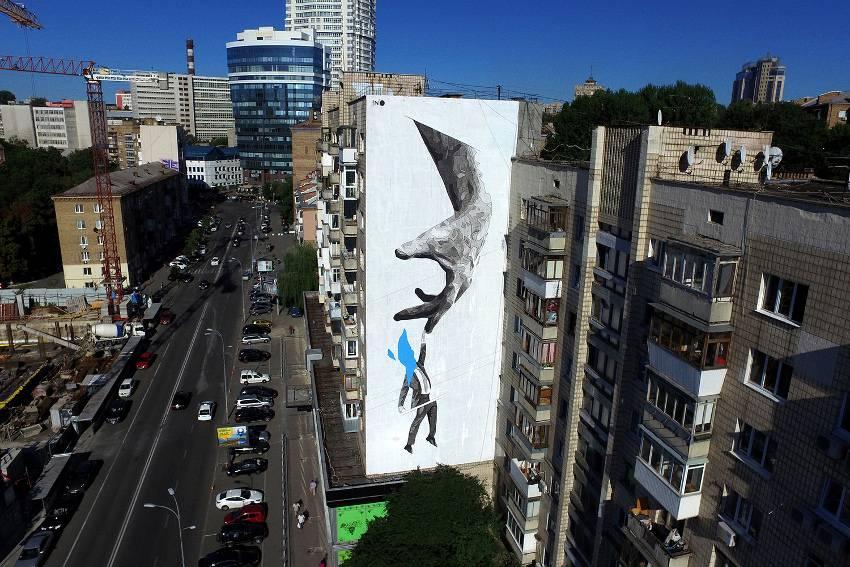INO street art world
