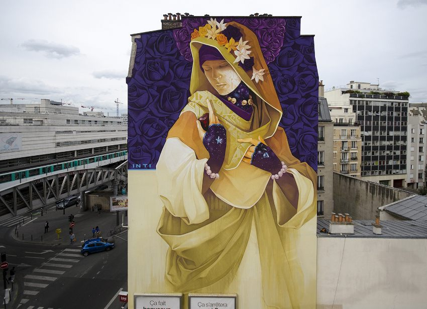 INTI - La Madre Secular II, Paris, France, 2016