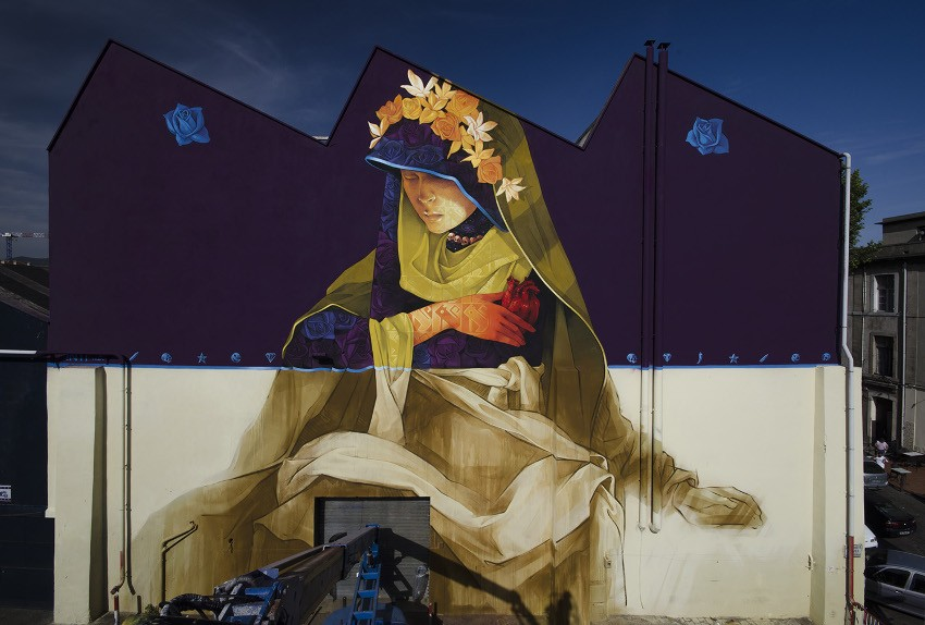 INTI - La Madre Secular,  Marseille, France, 2016