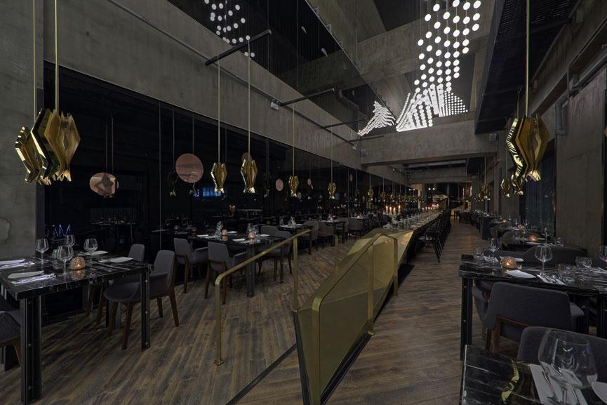 G9 Restaurant Shanghai