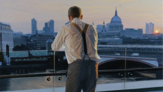 Iain Faulkner - Sunrise Blackfriars Bridge, 2018 (detail)