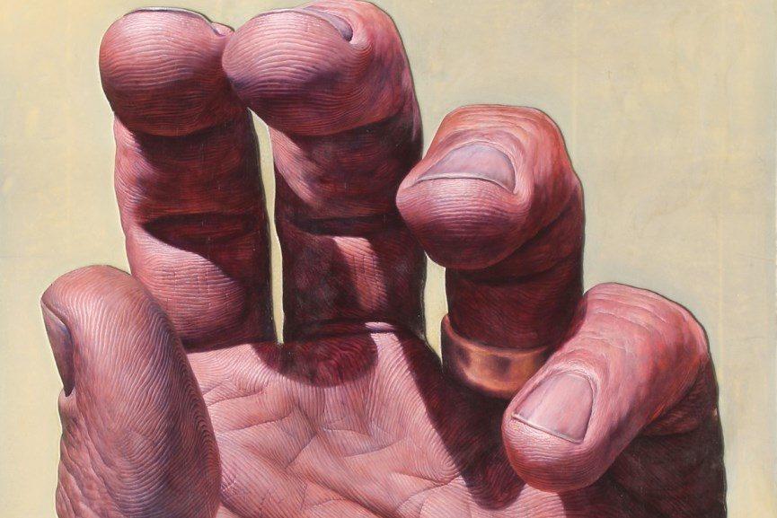 Ian Ingram exhibition