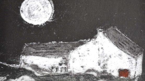 Ian Laurie - Moonlit Night, 2014 (detail)