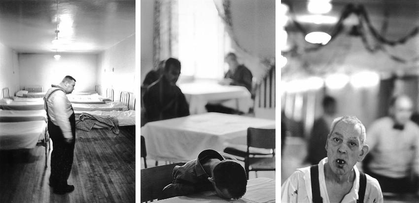 Ian MacEachern - Asylum #1 - Asylum #2 - Asylum #3 (detail)