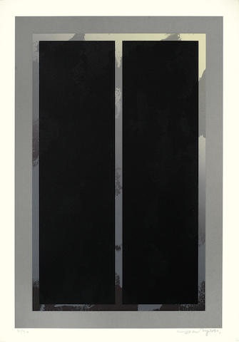 Ian Tyson-Screens I-XIV, 5 Folios-1976