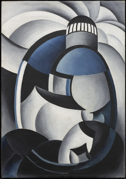 Variation on a Lighthouse Theme II, before 1932