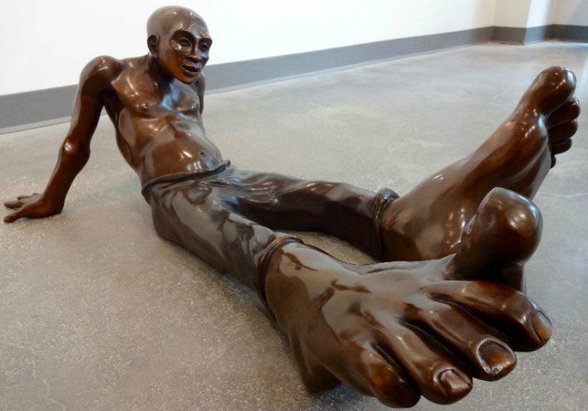 Idan Zareski - Big Foot, 2015