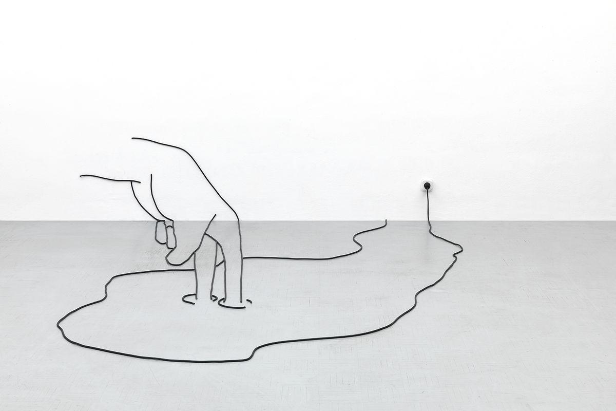 Igor Eskinja - Meditations on the horizon, 2018