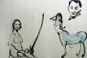 Ilona Szalay exhibition Arusha Gallery