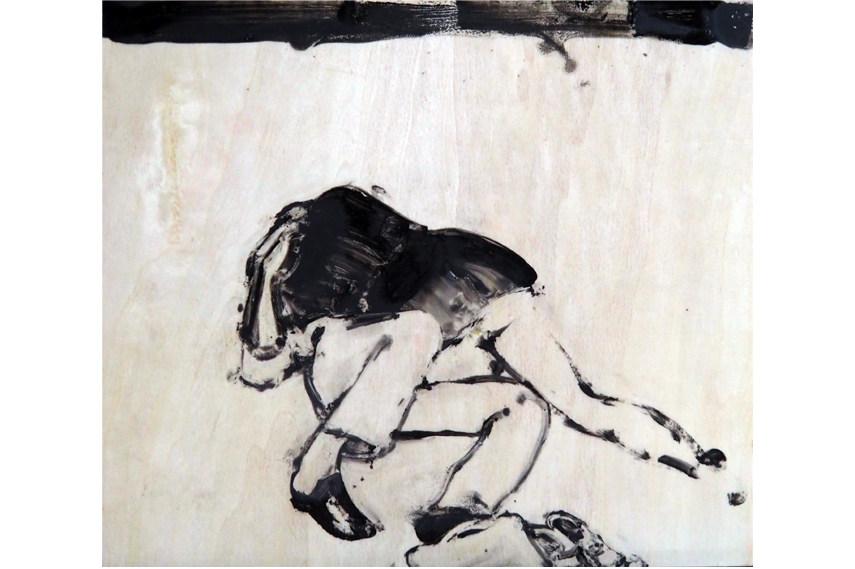 Ilona Szalay - Untitled
