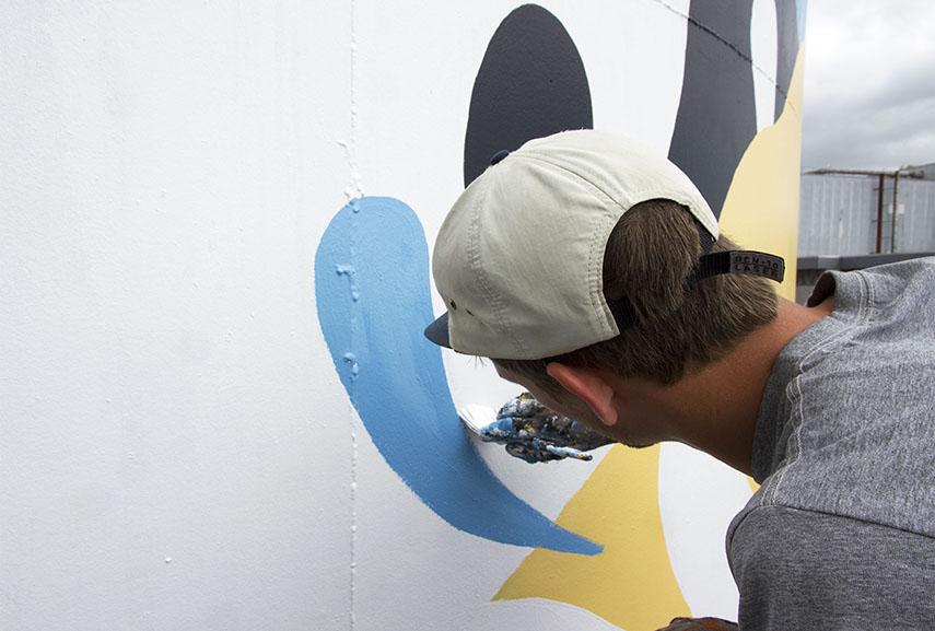 public art horsens new murals denmark