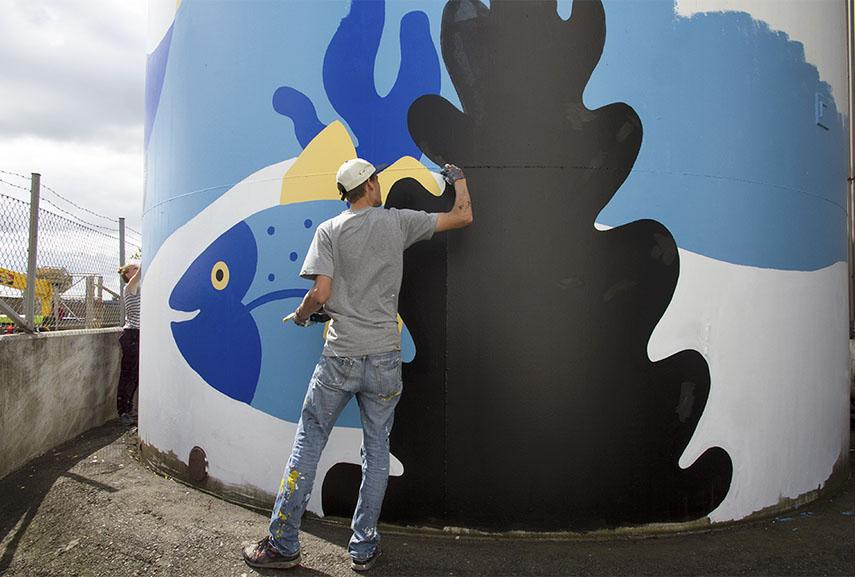 public art horsens new denmark