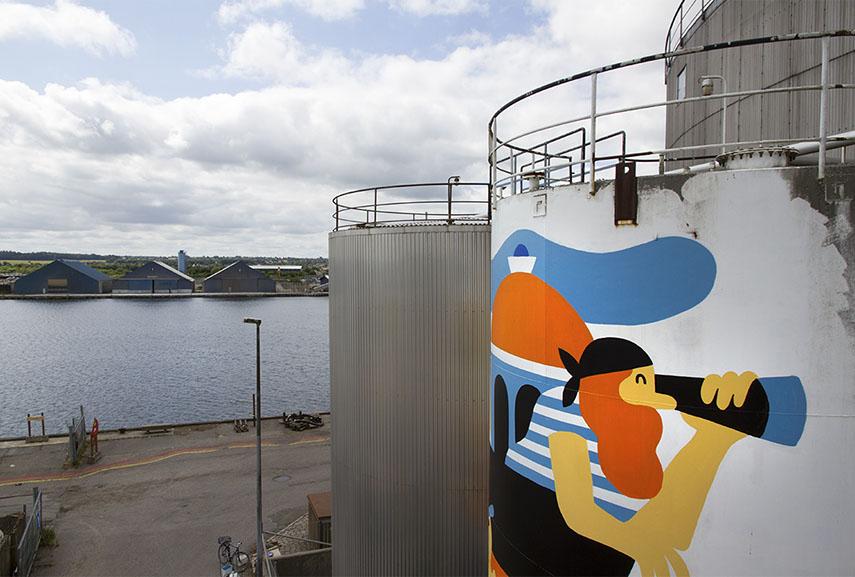 public art horsens denmark festival