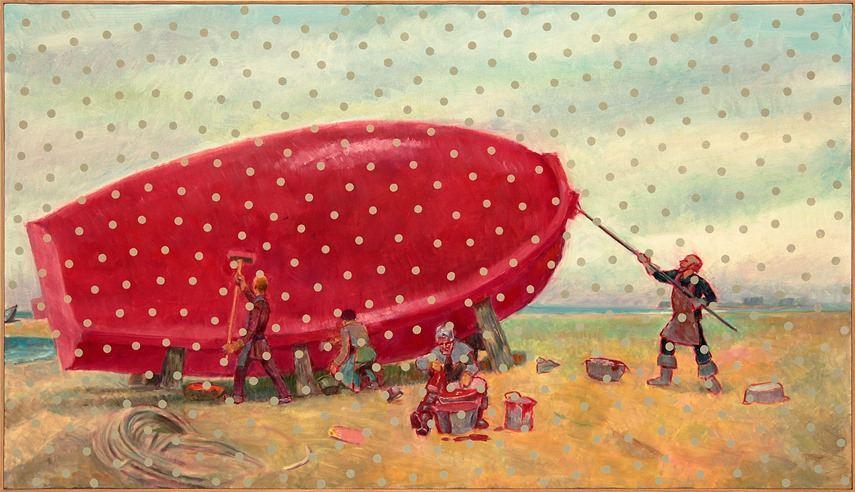Ilya Emilia Kabakov exhibition