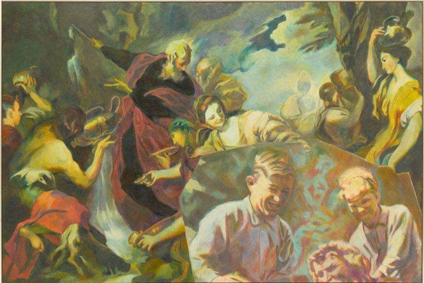 Ilya Emilia Kabakov exhibition moscow