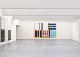 Installation View, 2010-11, von Bartha, Basel