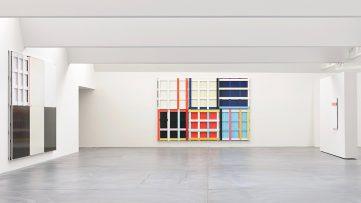 Installation View, 2010-11, von Bartha, Basel