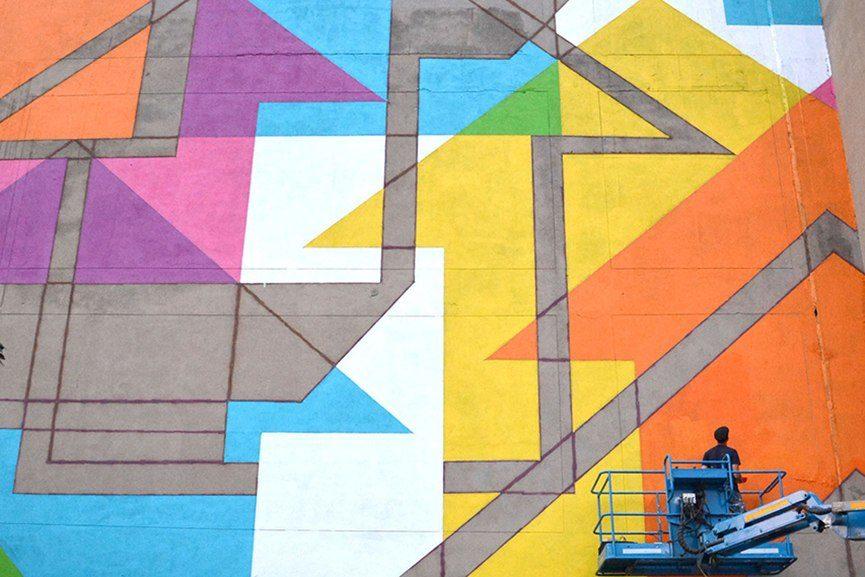 Incognito mural, Johannesburg, September 2015 (3)