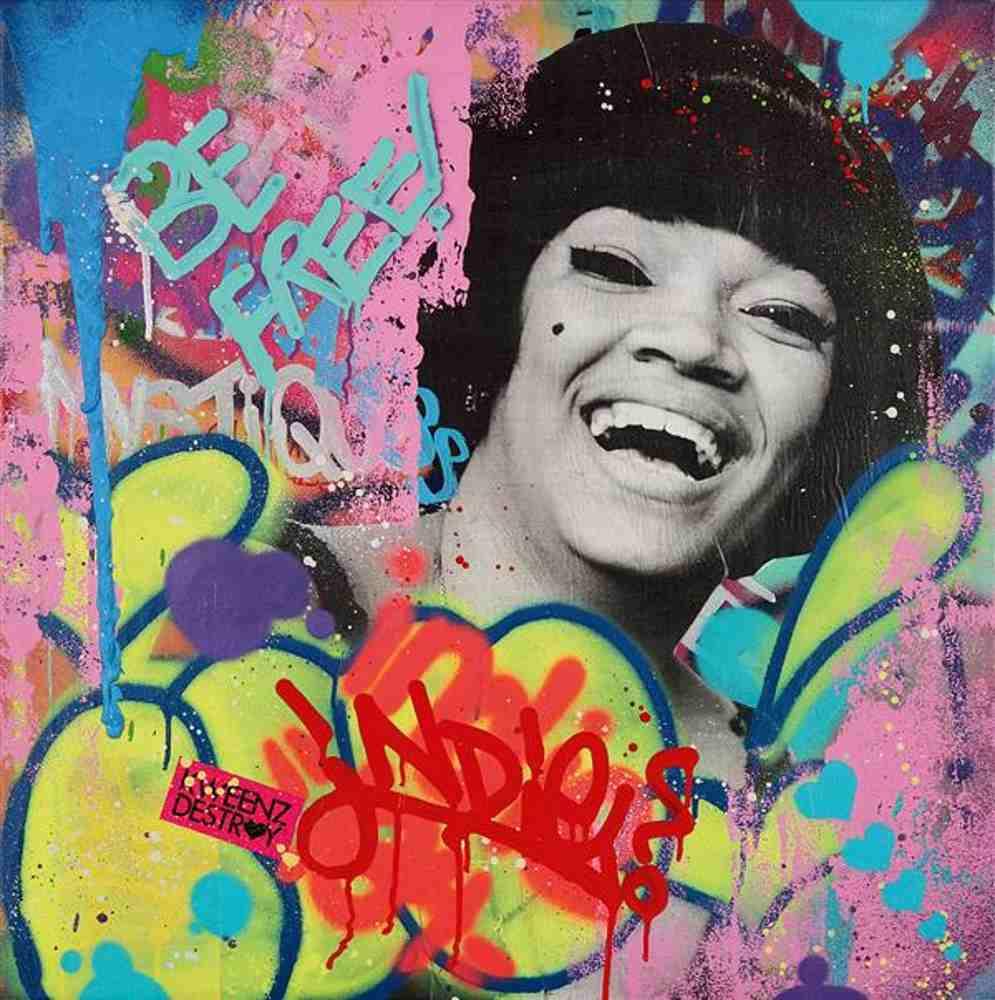 Indie184-Be free-2012