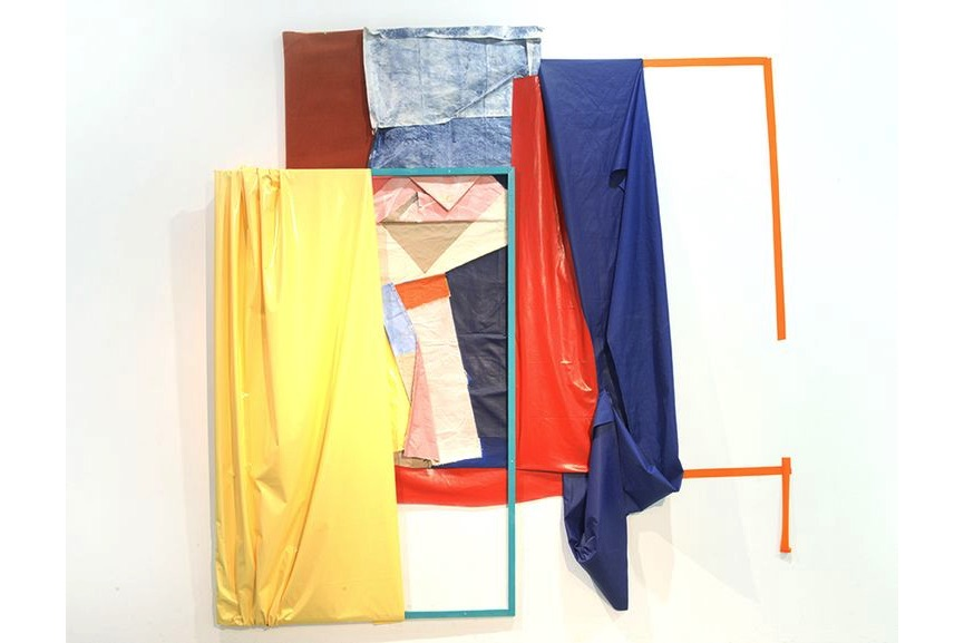 Inês Zenha - Between Folded, Enfolding and Yet To Be Unfolded, 2019