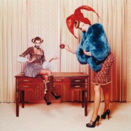Inez van Lamsweerde and Vinoodh Matadin-Donut, Kym (for Vivienne Westwood)-1994