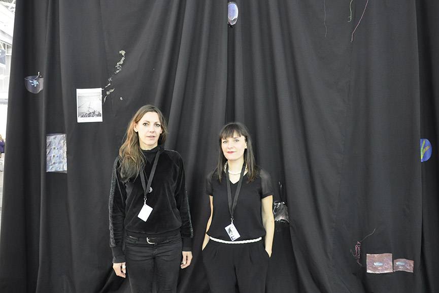 Ingrid Luche and Arlene Berceliot Courtin, Air de Paris
