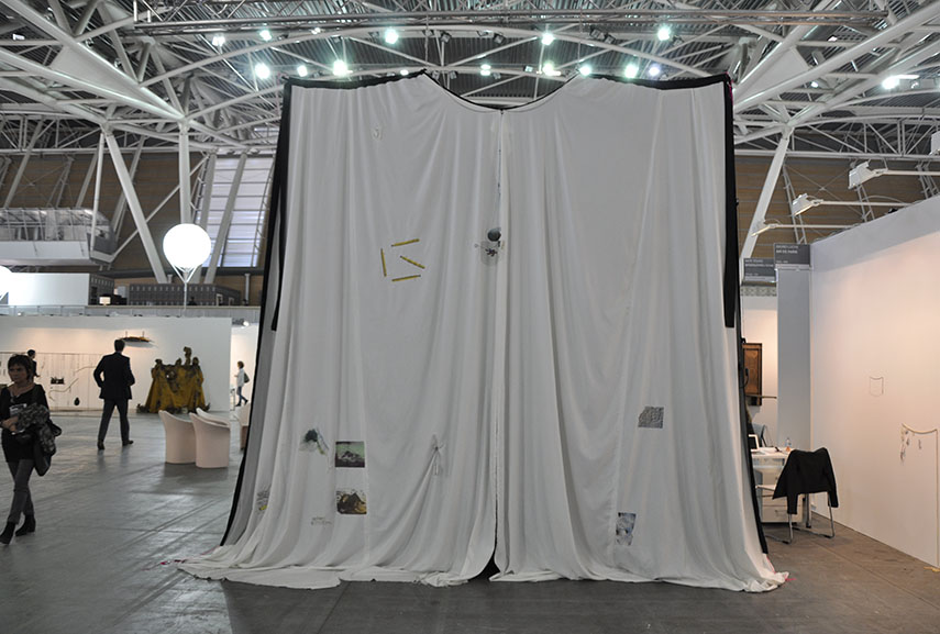 Ingrid Luche at Artissima 2015