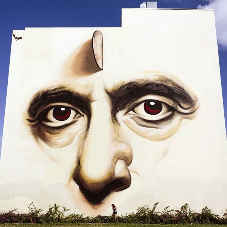 Street art in Wynwood