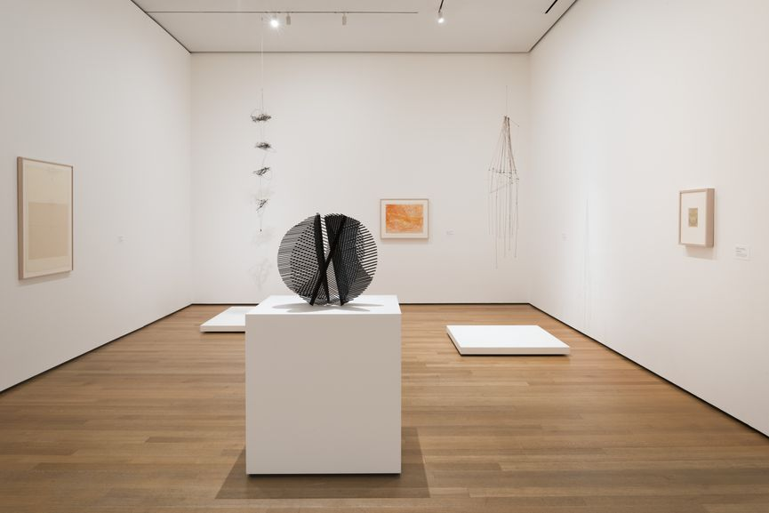 Installation View of the collection today