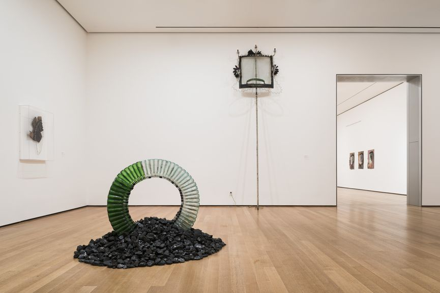 use your free time to see Installation View