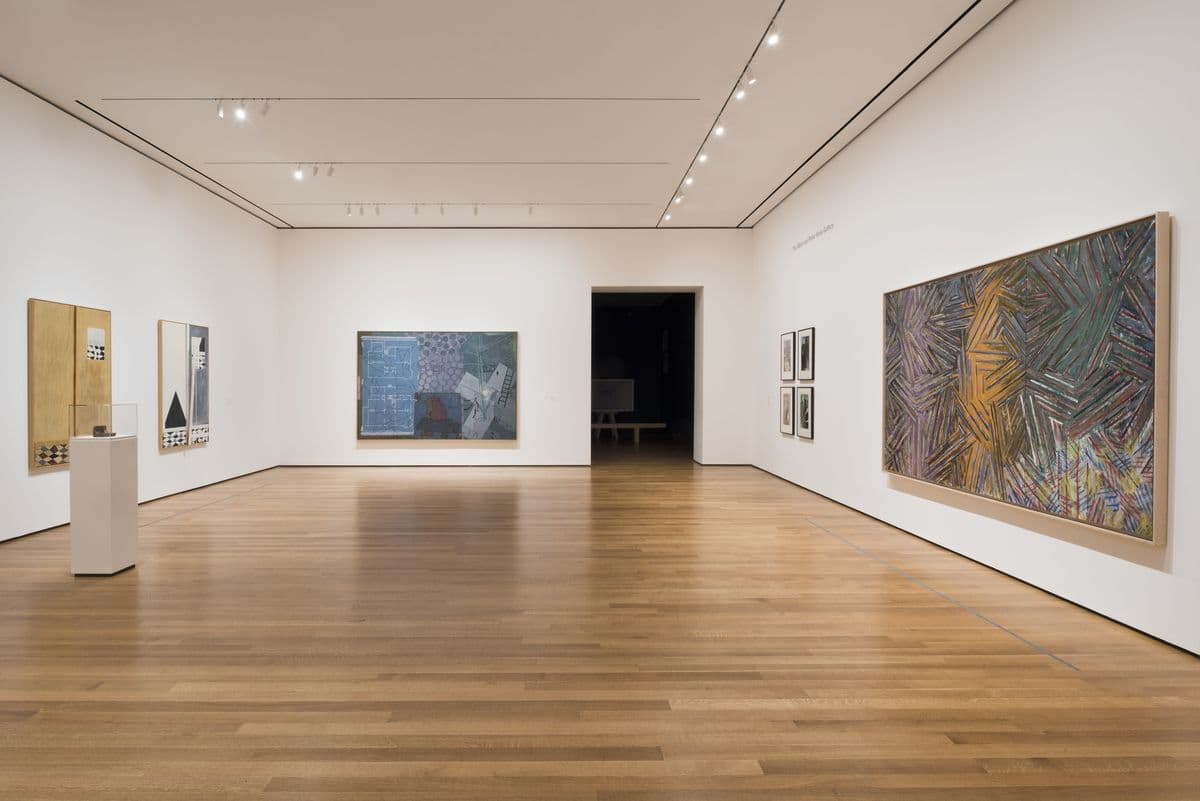 use your free time to see Installation View on your own terms