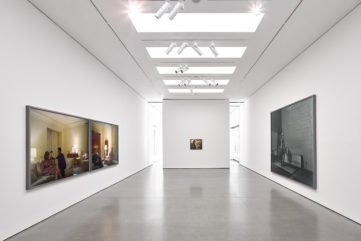 Visiting Jeff Wall's Solo Show at White Cube London