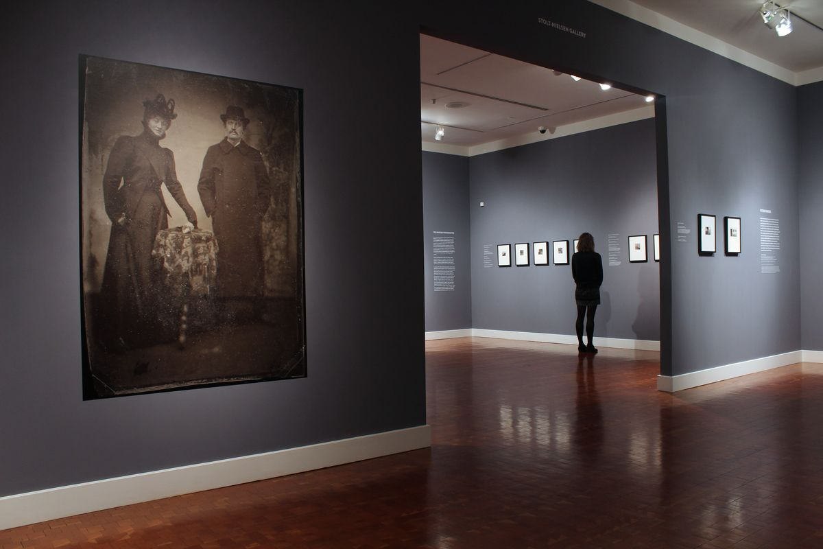 Installation View, Photo by Eileen Travell