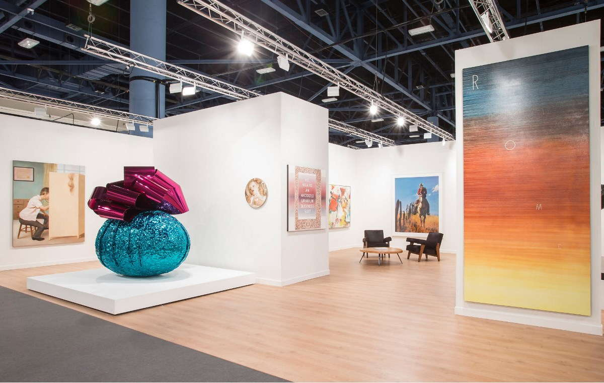 Art Basel Miami Beach 2014