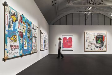 Inside the Biggest Basquiat Show in Germany in 30 Years!