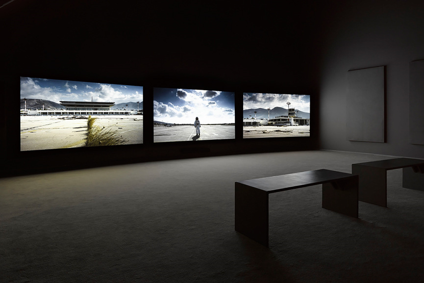 Installation image - Courtesy of Lisson Gallery