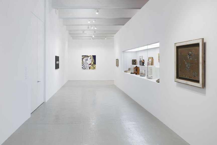 Installation view, A Luta Continua