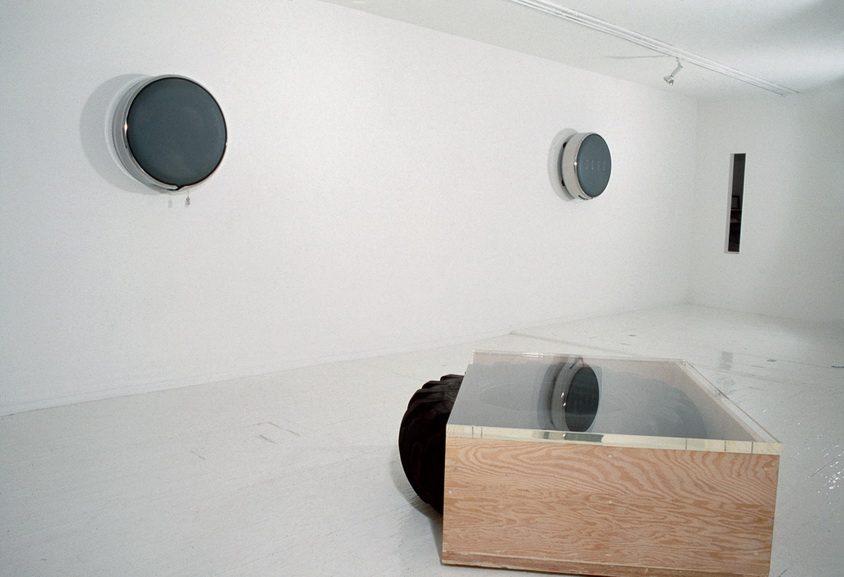 Installation view John Dogg